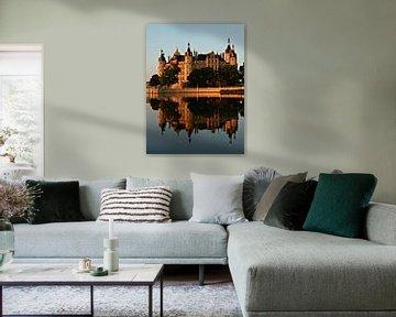 Château de Schwerin Mecklenburg-Vorpommern sur Jessica Berendsen