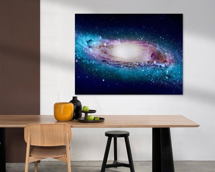 Sfeerimpressie: Hubble photo van Brian Morgan