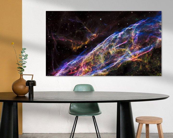 Impression: Photo Hubble sur Brian Morgan