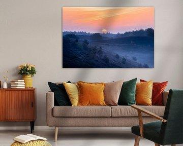 Sonnenaufgang der Posbank von Dennis Bresser