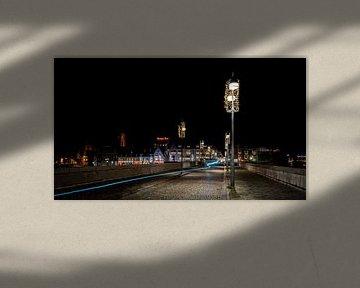 Folgen Sie der Ampel an der Sint Servaos Brögk - Mestreech I