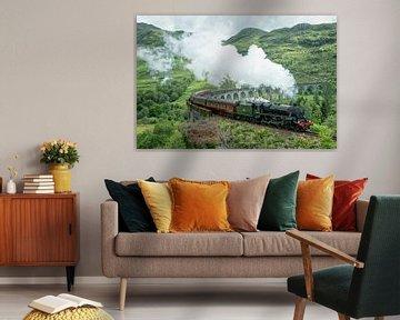 Hogwart Express I van Vincent Willems