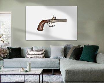 Antike Waffe 3 von Naomi van Mierlo