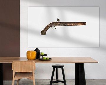 Antike Waffe 4 von Naomi van Mierlo