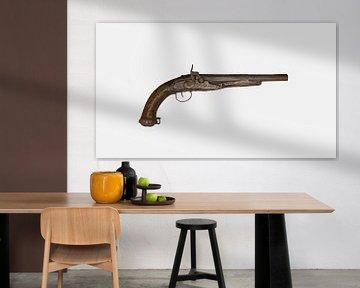 Antike Waffe 5 von Naomi van Mierlo