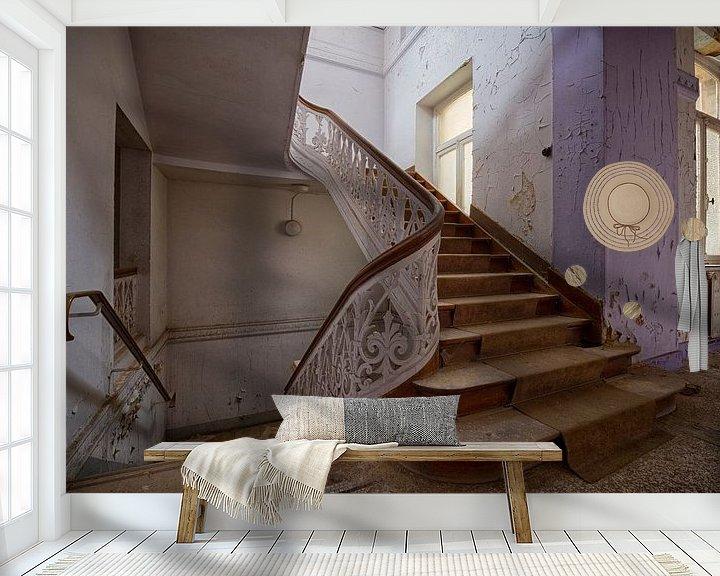 Beispiel fototapete: Urbex: Alla Italia (altes Badehaus) von Carola Schellekens