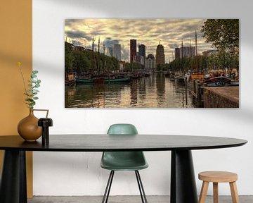 Rotterdam Haringvliet van Peet de Rouw