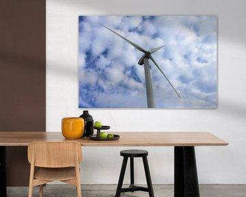 windmolen van Roger Hagelstein