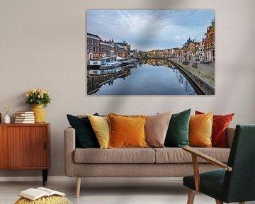 Haarlem, het Spaarne van SuparDisign