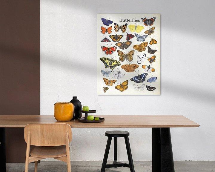 Sfeerimpressie: Butterflies van Jasper de Ruiter