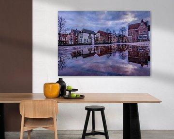D'Altstadt im Wasser von peterheinspictures