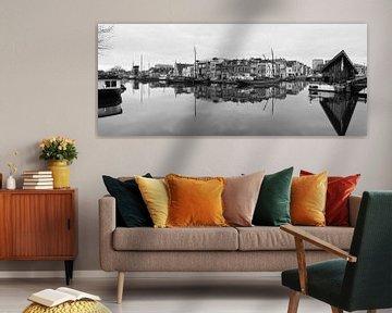 Galgewater Leiden panorama