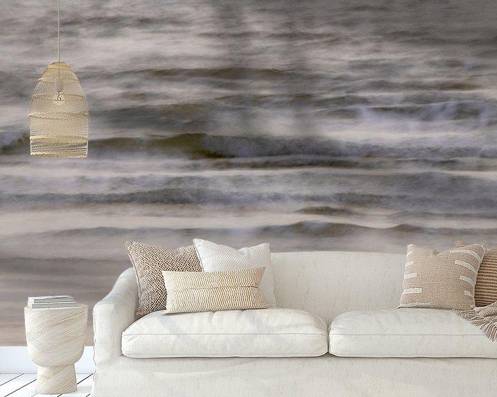 Sfeerimpressie behang: Impressie van de kust van jowan iven