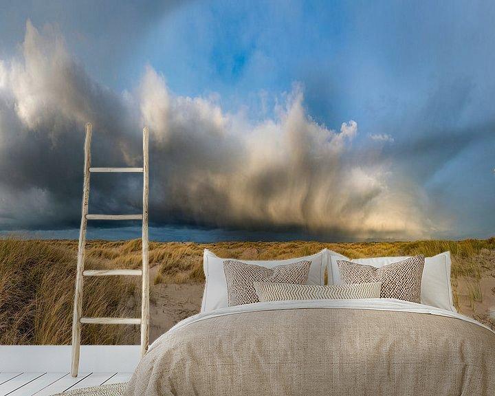 Impression: La pluie féroce de Texel De Hors s'arrête sur Texel360Fotografie Richard Heerschap