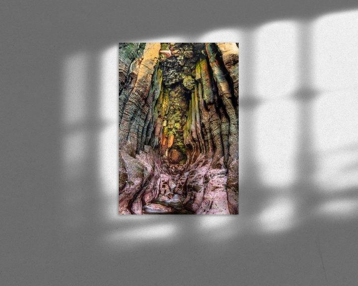 Sfeerimpressie: Entrance, Cave of Gold van Hans den Boer