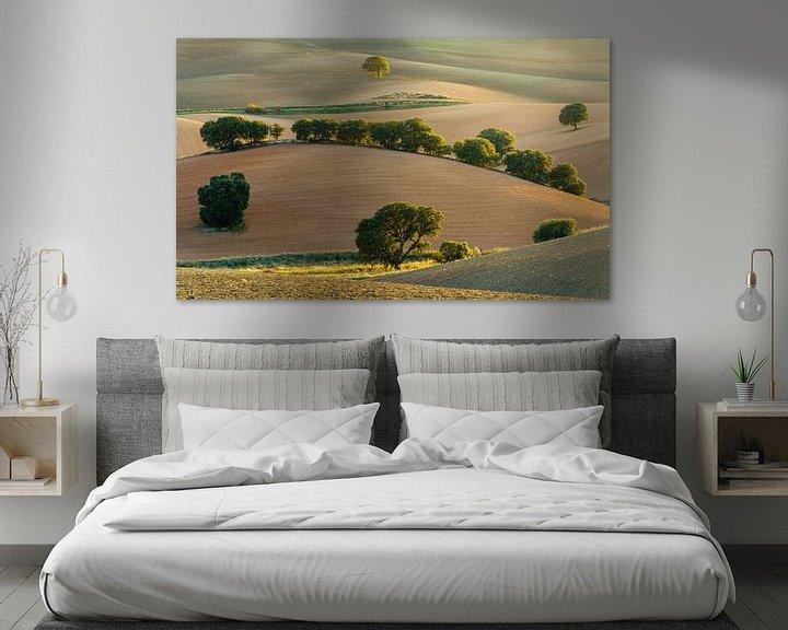 Sfeerimpressie: Rolling hills van Steven Driesen