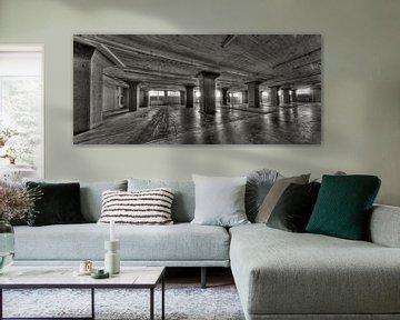 Veemgebouw Strijp-S, Eindhoven von Bas Wolfs