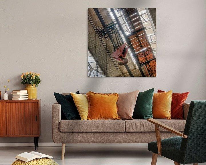 Beispiel: Machinekamer Strijp-S, Eindhoven von Bas Wolfs