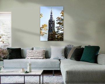 Marienturm 'de Lange Jan' in Amersfoort von Denise Spijker
