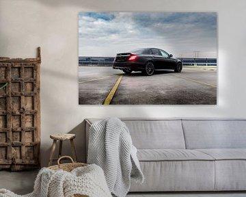 Mercedes E-63.S AMG V8 von Maikel van Willegen Photography