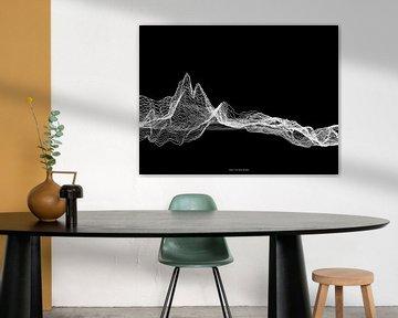 digitales Matterhorn von Geodat