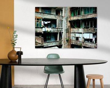 Oude Chinese appartement van André van Bel