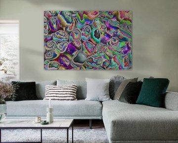 Psychedelische Kunst von Marianne Twijnstra-Gerrits
