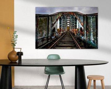 Eisenbahnen von Frames by Frank