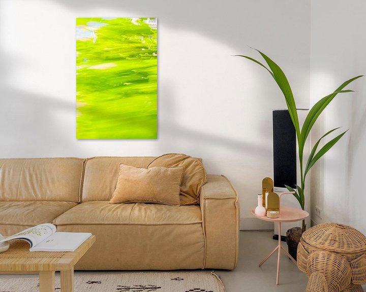 Beispiel: 5 Schattierungen von Grün von Jan Peter Jansen