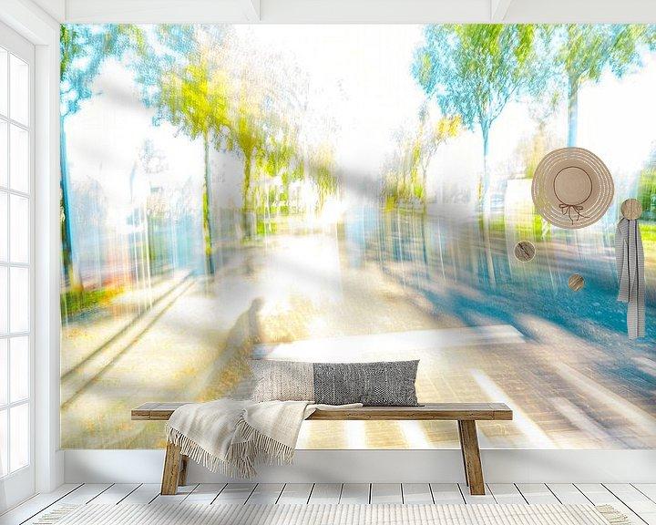 Beispiel fototapete: Kreuzungsbereich von Jan Peter Jansen