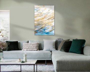 Goud en Blauw van Jan Peter Jansen