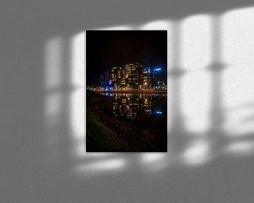 Zilverparkkade Lelystad van Gerard Koster Joenje (Vlieland, Amsterdam & Lelystad in beeld)
