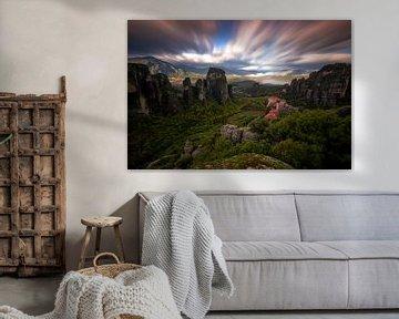 Meteora, Kalampaka, Griekenland