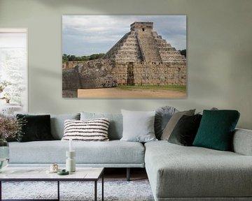Mexique : la ville préhispanique de Chichen-Itza sur SaschaSuitcase
