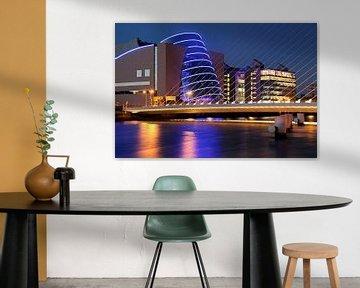 Dublin bei Nacht von Patrick Lohmüller