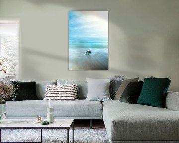 Seascape 03 van Oscar Limahelu