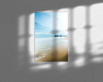 Seascape 04 van Oscar Limahelu