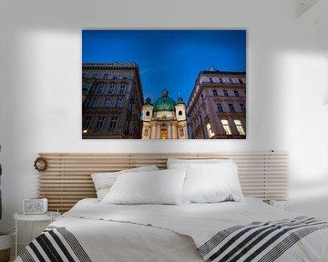 Blick durch Wien von Irene Lantman