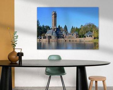 Jagdhaus Sint Hubertus am Nationalpark De Hoge Veluwe von Gert Bunt
