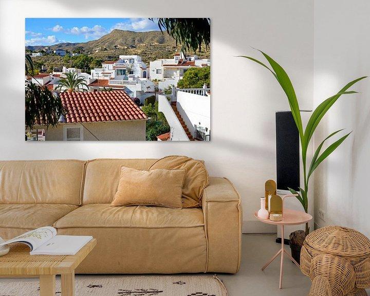 Beispiel: Ansichten von Luxus-Bungalows in El Campollo an der Costa Blanca von Gert Bunt