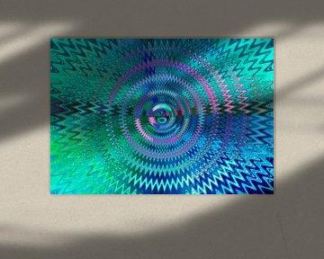 Benzin-Wellen von Caroline Lichthart