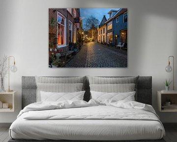 Abendfoto historische Stadt Doesburg von Jeroen Kleiberg