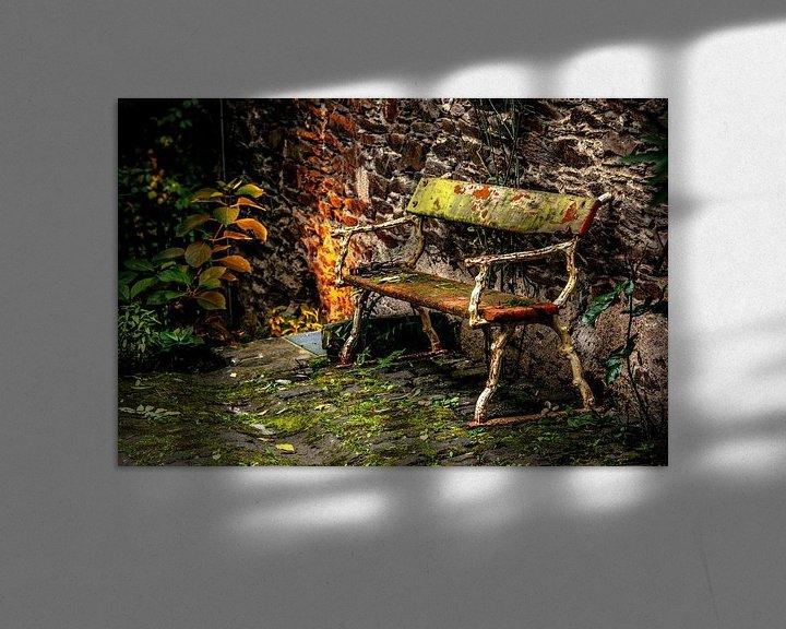 Sfeerimpressie: kleurrijk van Harrie Muis