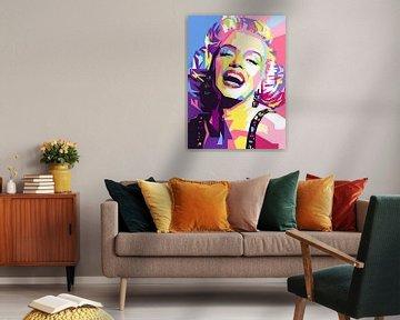 Marilyn Monroe von David Potter