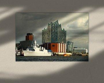 Die Elbphilharmonie von Christiane Schulze