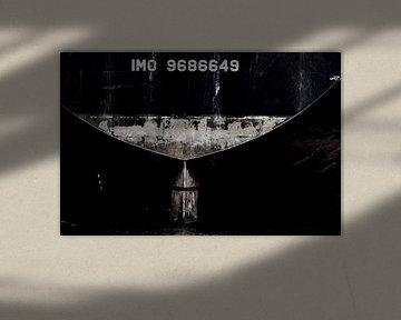 Schiffe im Hafen. von scheepskijkerhavenfotografie