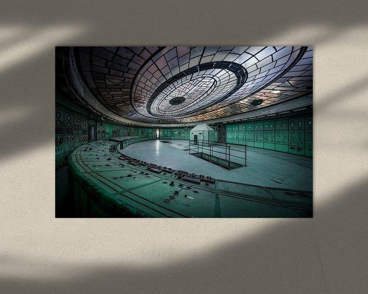 Beispiel: Der Kontrollraum von Jeroen van Dam