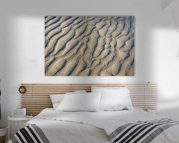 Strand patroon van John Monster