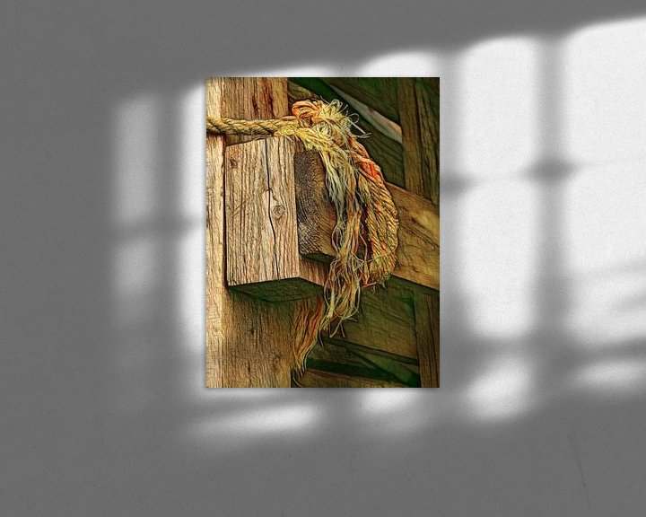 Sfeerimpressie: Hout-Vast van Caroline Lichthart