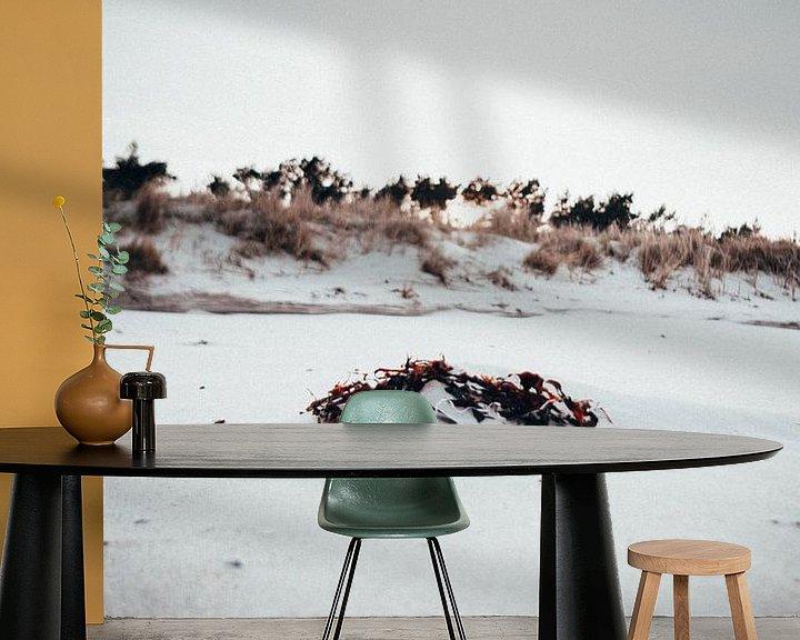 Beispiel fototapete: Strand von Juliusruh (Rügen) von Denny Lerch
